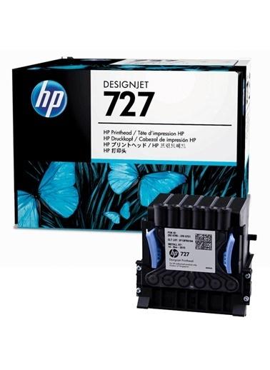 HP 727 Altı Renk Orjinal Designjet Baskı Kafası B3P06A Renkli